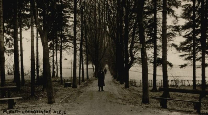 Kilometrovka v roce 1920