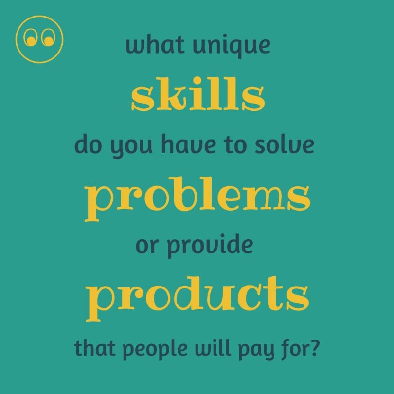 what unique skills do you have?