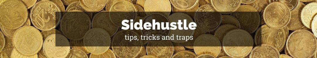 Blogging about sidehustle