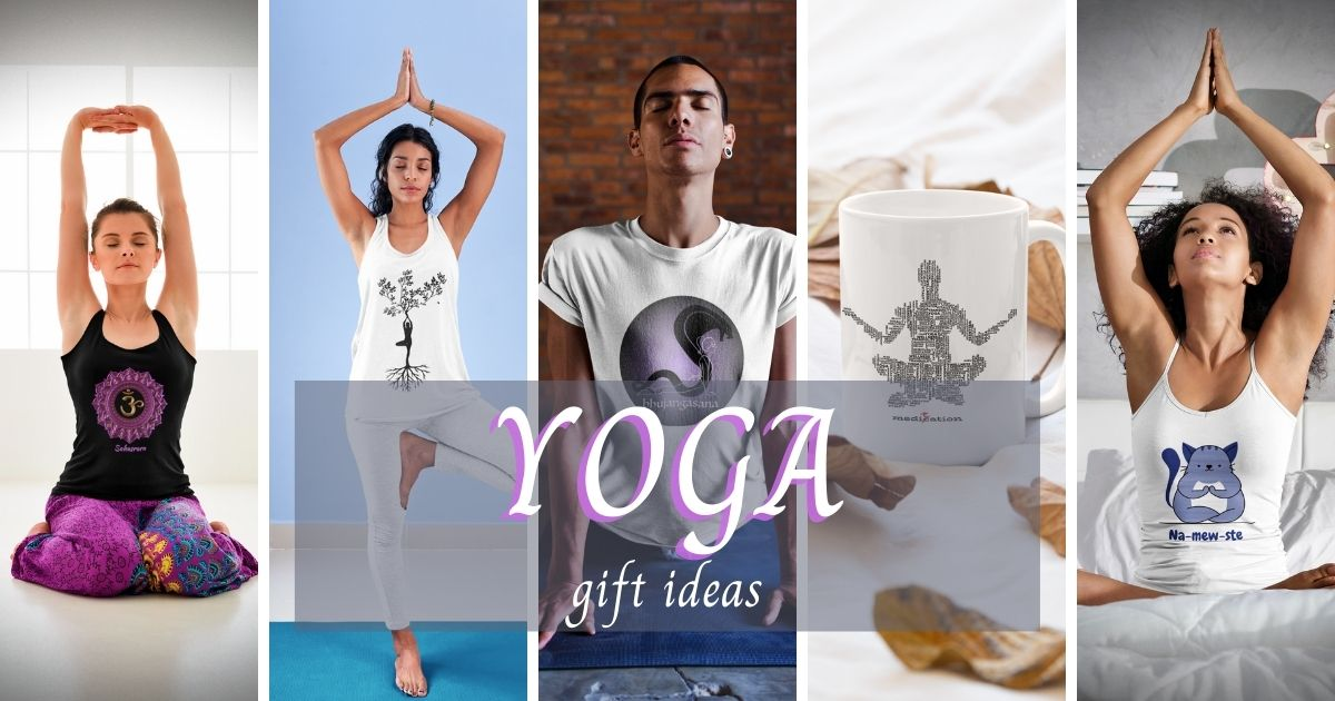 yoga gift ideas from a yogaholic