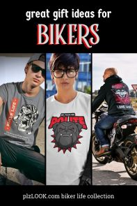 great gift ideas for bikers pin