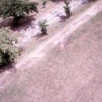 ドローン2号機 初飛行その4 機体カメラ映像2