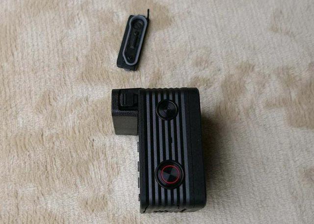 DSR RX0 メモリーカードプロテクター