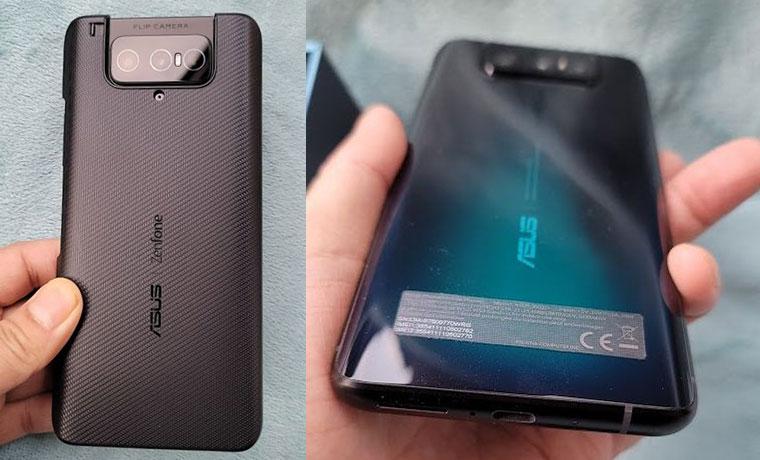 Zenfone7 Proを買ったので開封【ASUS】