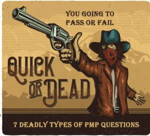 7 Deadly Types of PMP Questions
