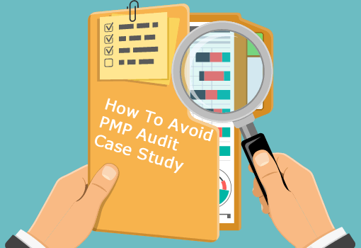 How to Avoid PMP Audit Case Study