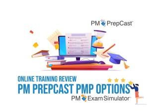 PM Prepcast PMP Review Exam Simulator 2021