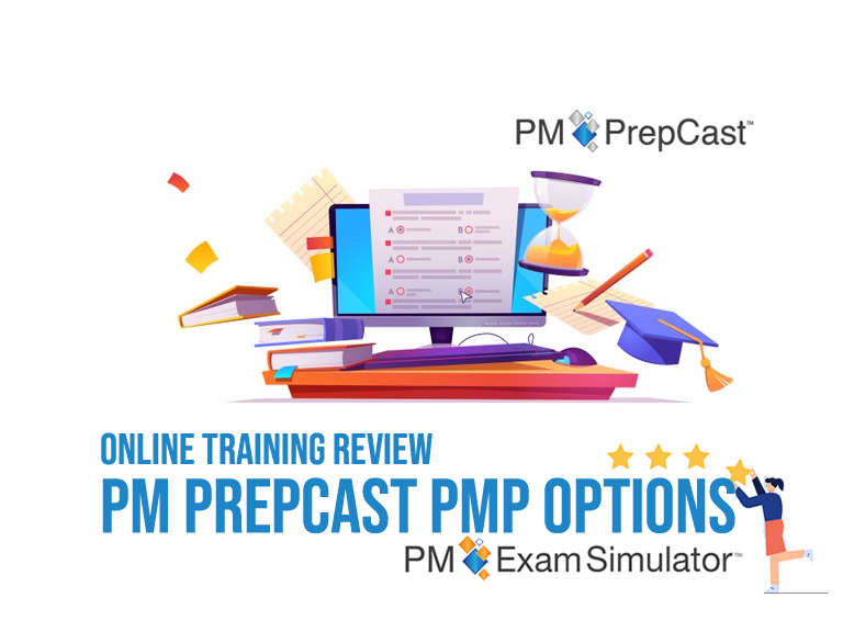 PM Prepcast PMP Review Exam Simulator 2021