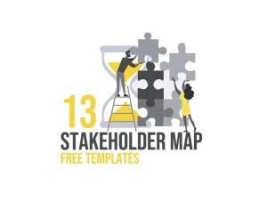 13 free stakeholder map templates