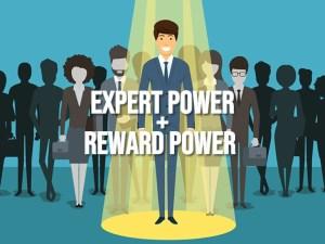 expert power and reward power 2021