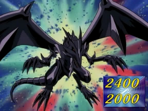Image result for Red Eyes Black Dragon anime