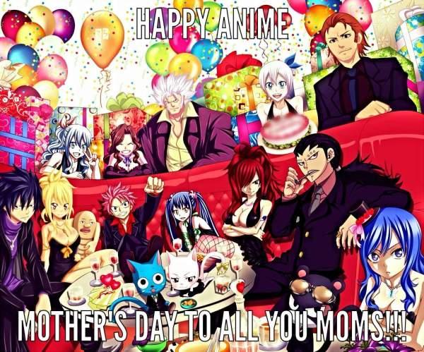 Happy Mother's Day👩 | Anime Amino