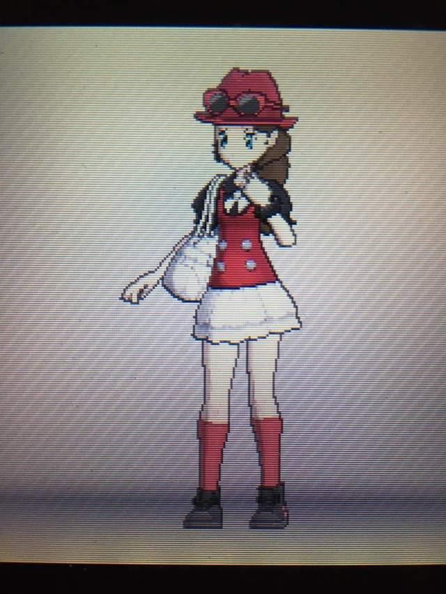 pokémon x and y outfits! | pokémon amino