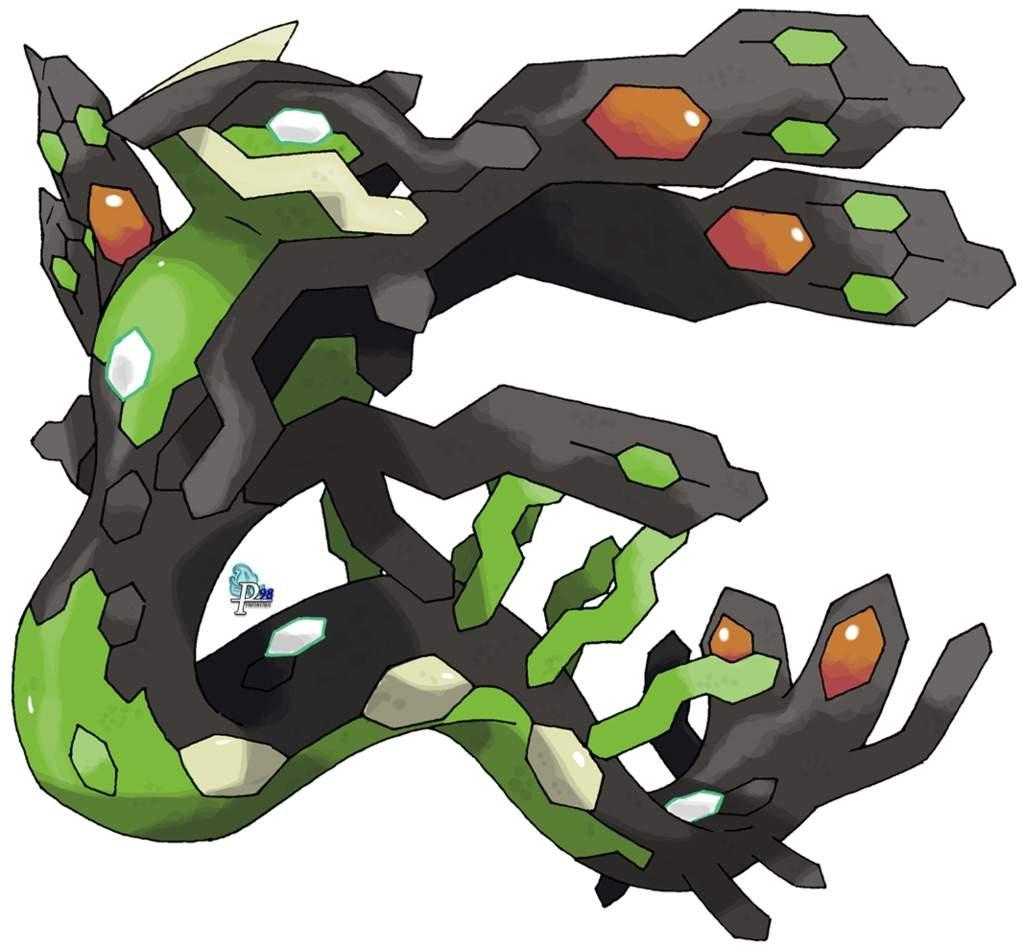 Should Zygarde Have A Mega Or Fusions Pokmon Amino