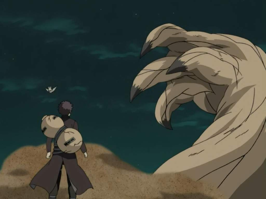 gaara's jutsu (part 1/2) | anime amino