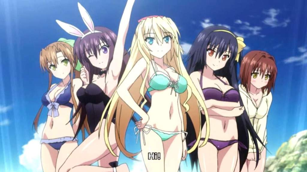 Image result for Absolute Duo scene