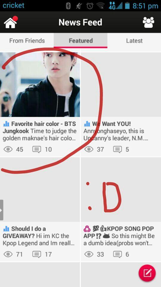 Favorite Hair Color BTS Jungkook K Pop Amino