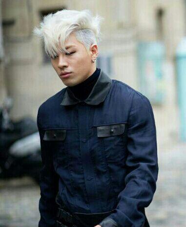 taeyang hair colours k pop amino