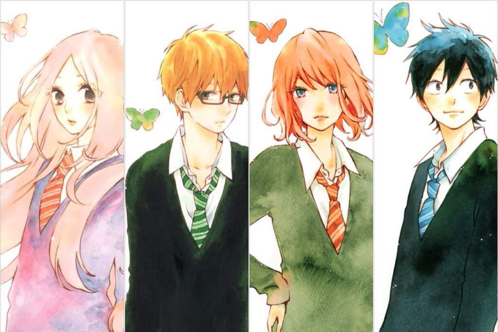 The following is a list of anime recommendations with shows that are catered to a male audience. Shoujo Manga of the Day ~ Hibi Chouchou | Anime Amino