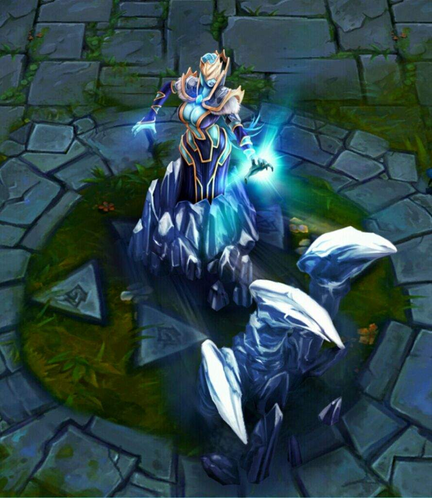 New Skin Ideas For Lissandra League Of Legends Official
