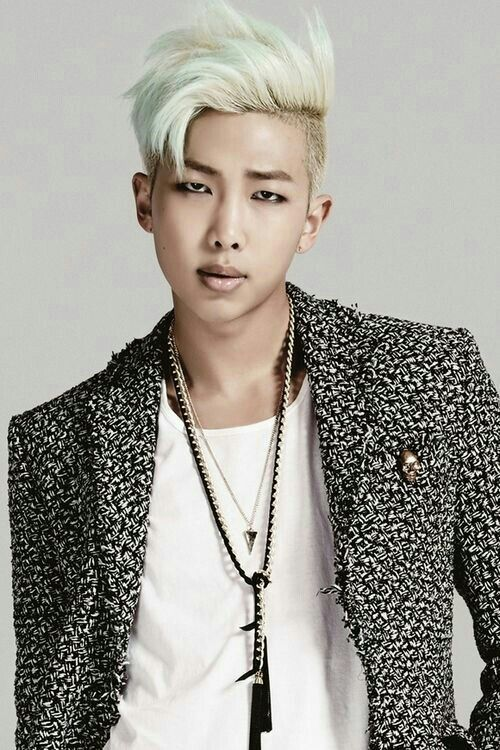 Image result for Kim Nam-joon