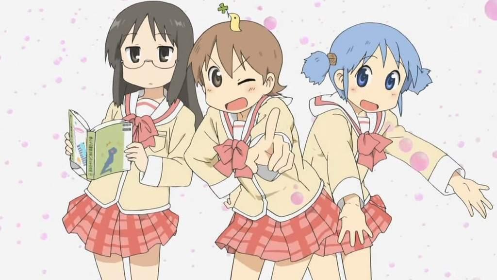 7 Melhores Animes Nonsense Atuais - SEM SENTIDO