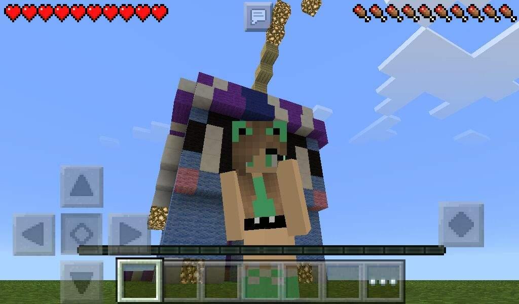 Big Unicorn House Minecraft Amino