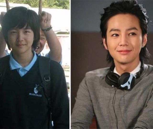 Jang Geun Suk Is An Admirable South Korean Actor However Have For Many Years Considered His Look Unnatural A Fact That They Proved When His Old Photographs