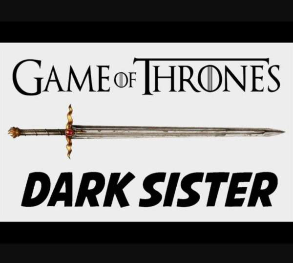 Does DarkSister Foreshadow Arya Clasping The Great Sword ...