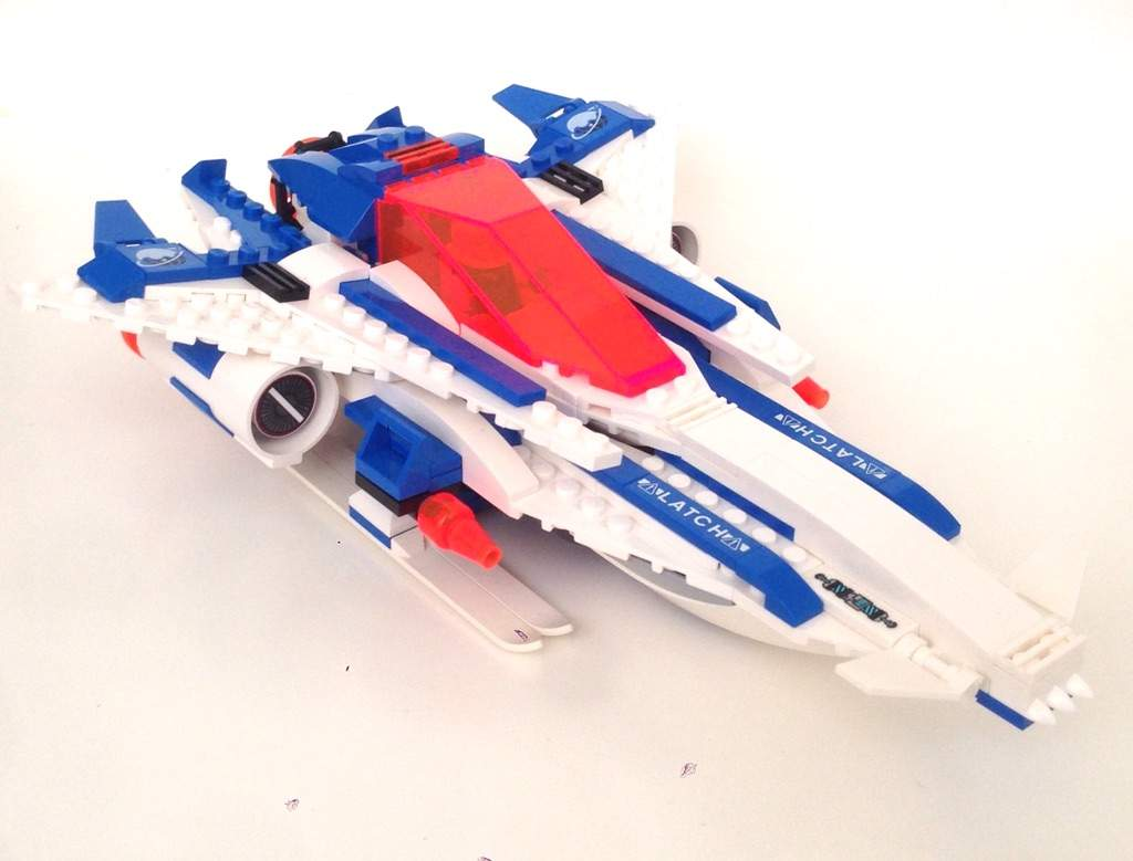 Ice planet snow speeder space craft   LEGO Amino