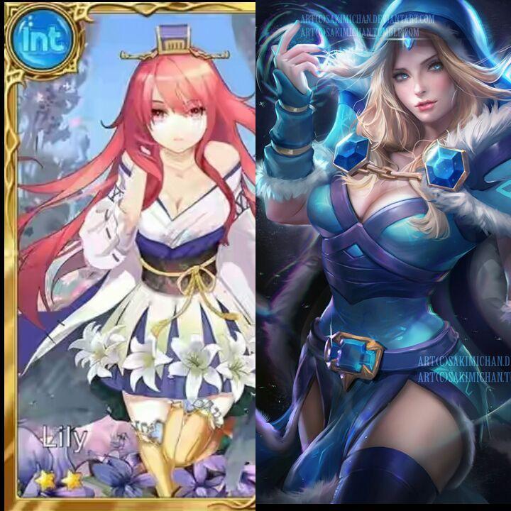 Girl X Battle Reviews The Game For DOTAKUS Dota Amino