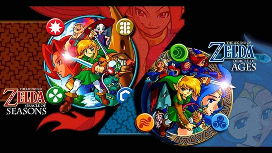 Image result for Zelda Oracle