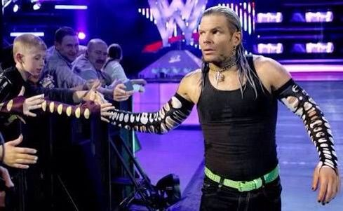 Image result for jeff hardy wwe 2017