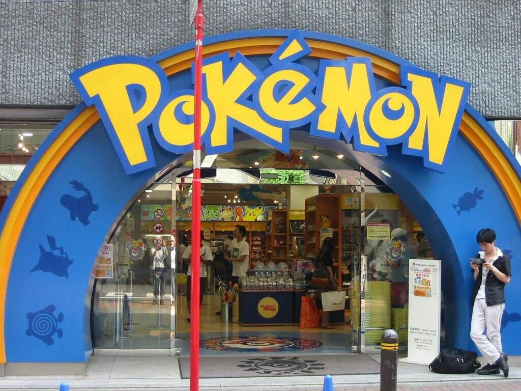 Bildergebnis für akihabara pokemon center