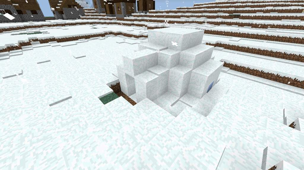 Whats New In 10 Snow Biome Improvements Minecraft Amino