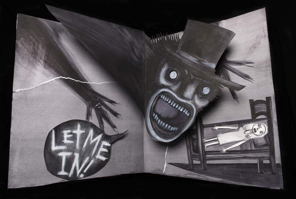 Image result for the babadook