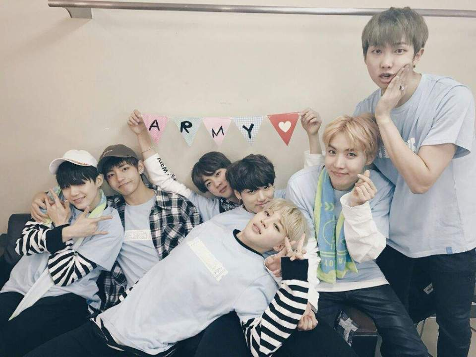 Image result for bts love army