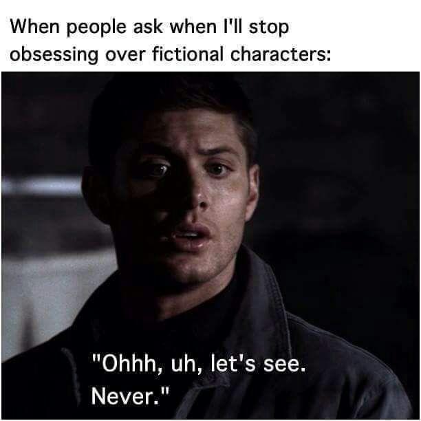 Image result for supernatural memes