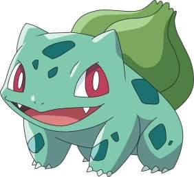 Image result for bulbasaur