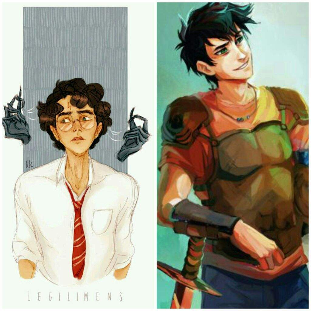 Hp Characters And Their Pjo Hoo Equals