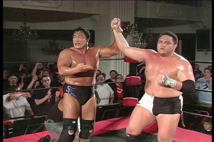Samoa Joe vs Kobashi