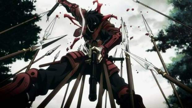 Drifters anime review