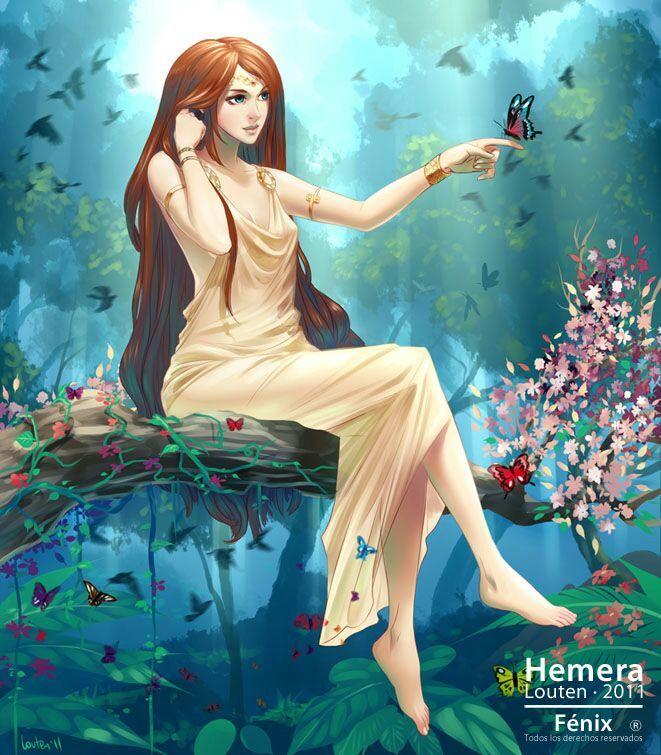 Mitologia grega : Eurinome a deusa criadora grega | Mitologia Pt/BR Amino
