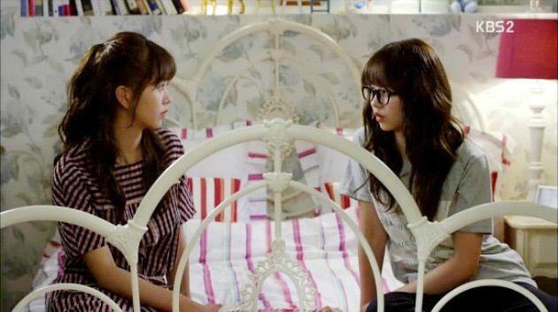 Resultado de imagem para Go Eun Byul e Lee Eun Bi gif