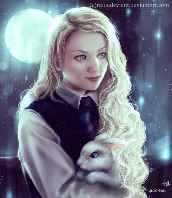 Luna Lovegood character review | Harry Potter Amino