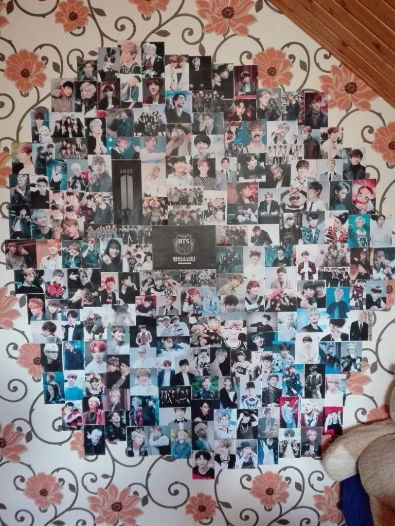 DIY BTS Wall Decor | ARMY's Amino on Room Decor Bts id=21695
