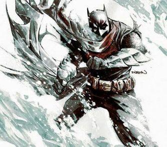 Batman Suit of Sorrows