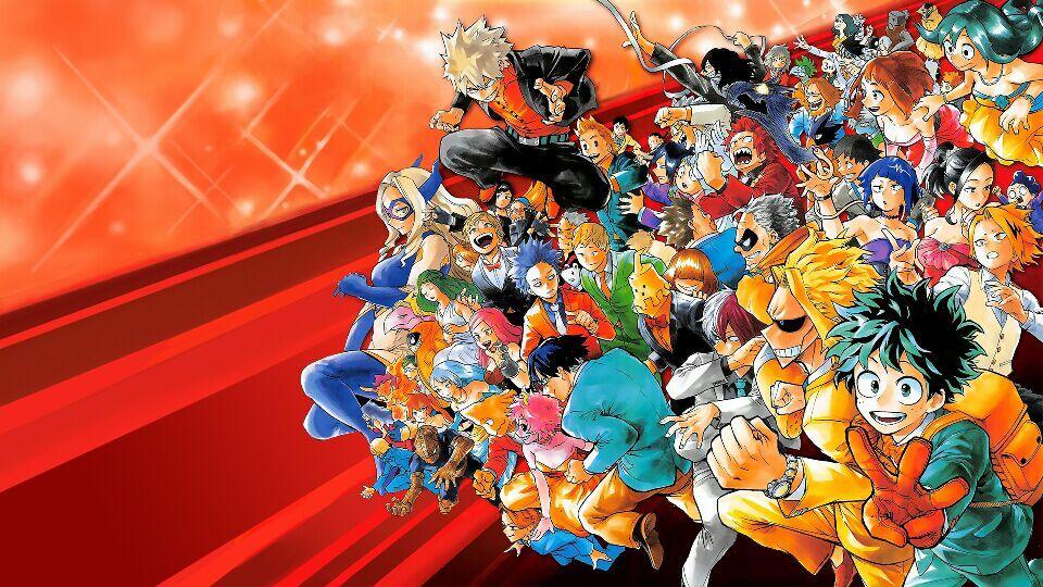 65+ my hero academia 4k wallpapers. Unos fondos de pantalla | Boku No Hero Academia Amino. Amino
