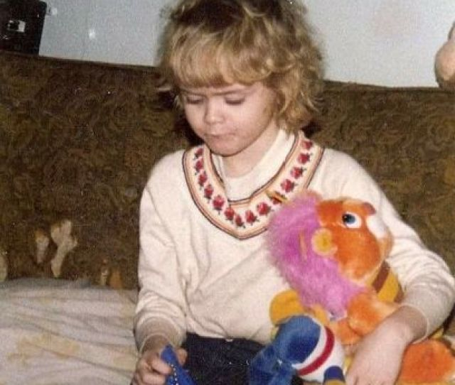 April Marie Tinsley As A Young Girl The Victim With Her Toys