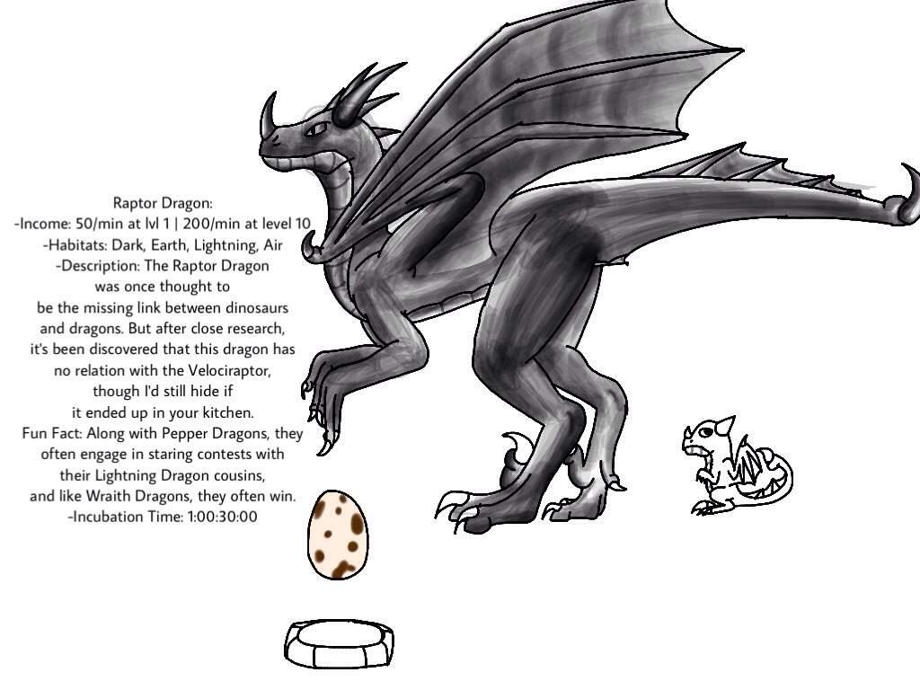 Fanmade Dragon